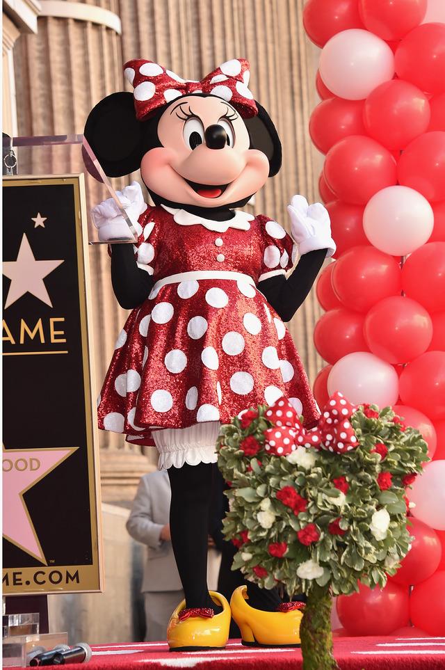 ミニーマウス-(C)Getty Images