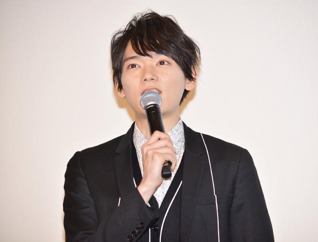 古川雄輝『風の色』初日舞台挨拶