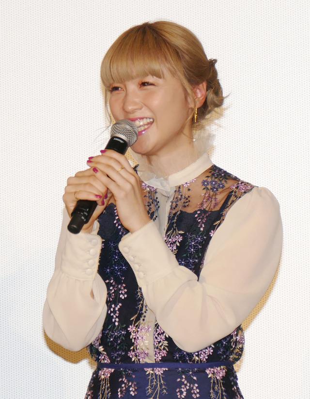Ami/『CINEMA FIGHTERS』初日舞台挨拶