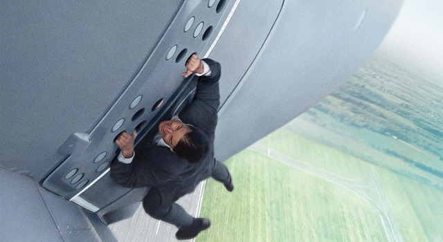 前作『ミッション:インポッシブル/ローグ・ネイション』 -(C) 2015 Paramount Pictures. All Rights Reserved.