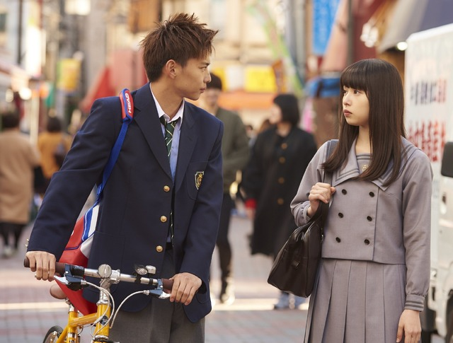 『ママレード・ボーイ』は(C)吉住渉/集英社 (C)2018 映画「ママレード・ボーイ」製作委員会