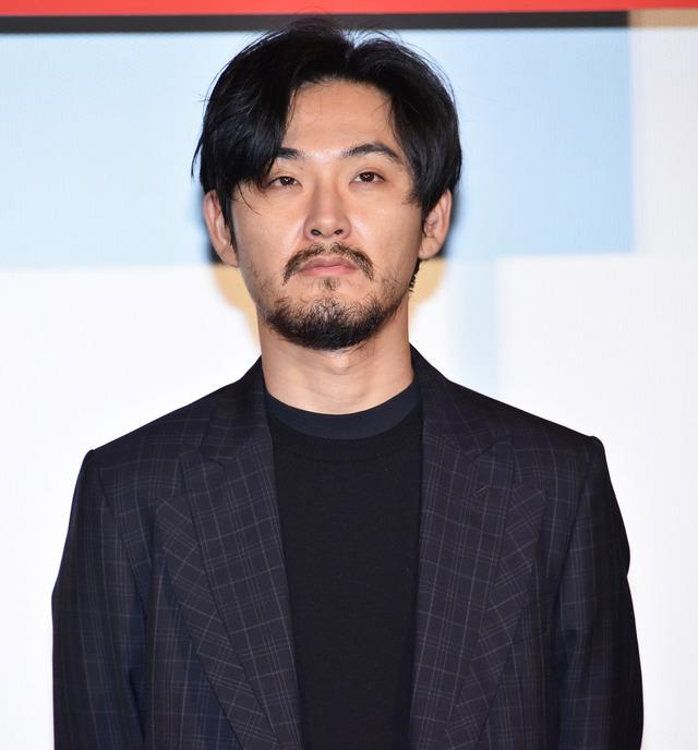 松田龍平/『羊の木』公開初日舞台挨拶