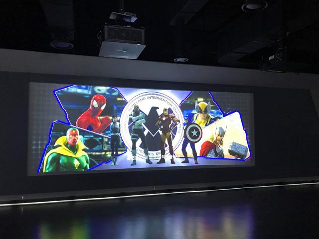 韓国・釜山「マーベルエクスペリエンス」現場取材