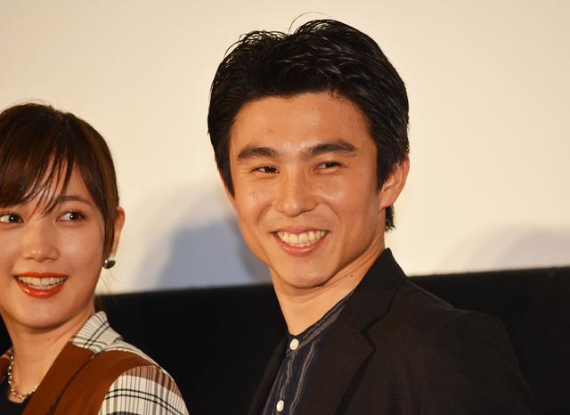 中尾明慶/『今夜、ロマンス劇場で』初日舞台挨拶