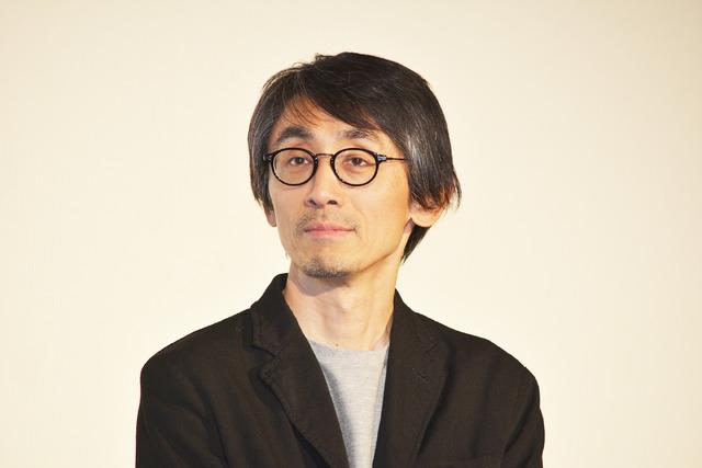 吉田大八監督/『羊の木』大ヒット御礼舞台挨拶
