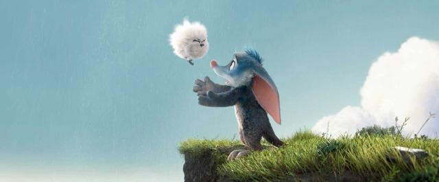 『ビルビー』(C) 2017 DreamWorks Animation LLC. All Rights Reserved.