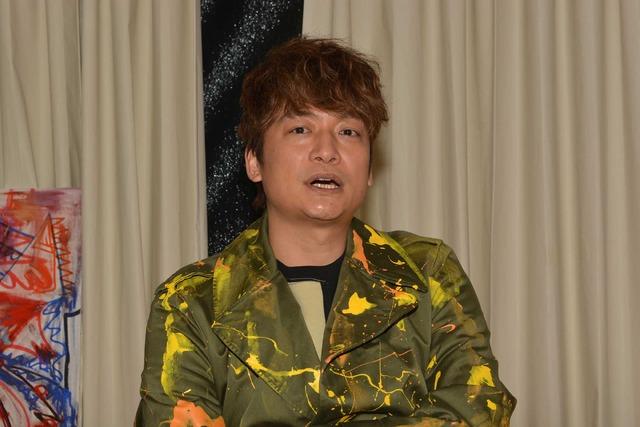 香取慎吾/『慎吾ちゃんと歌喰いの巻』現場取材