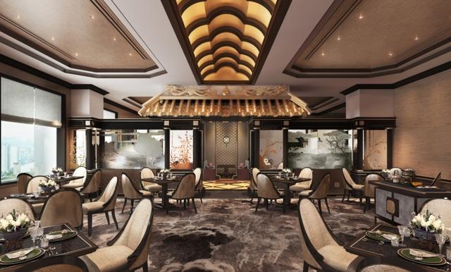 ウェスティンホテル東京「広東料理 龍天門」