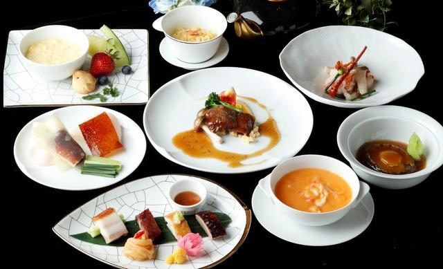 ウェスティンホテル東京「広東料理 龍天門」料理イメージ