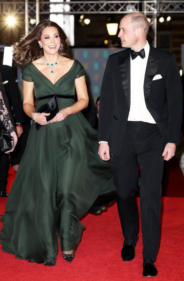 キャサリン妃&ウィリアム王子-(C)Getty Images