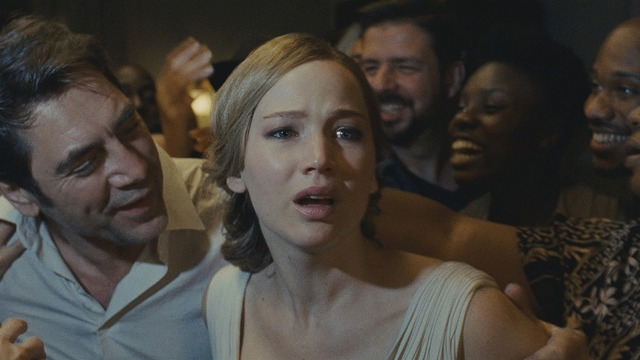『マザー!』(C) 2017, 2018 Paramount Pictures.