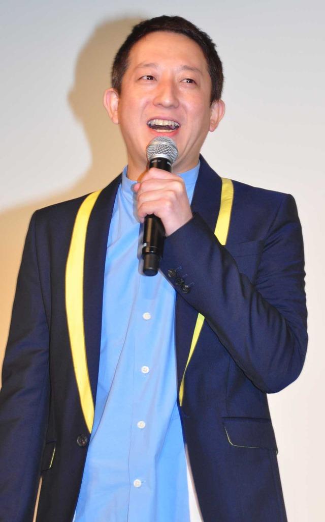 高橋茂雄(サバンナ)/『映画ドラえもん のび太の宝島』大人だけの先行試写会