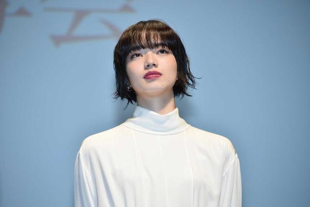 小松菜奈/『坂道のアポロン』完成披露試写会