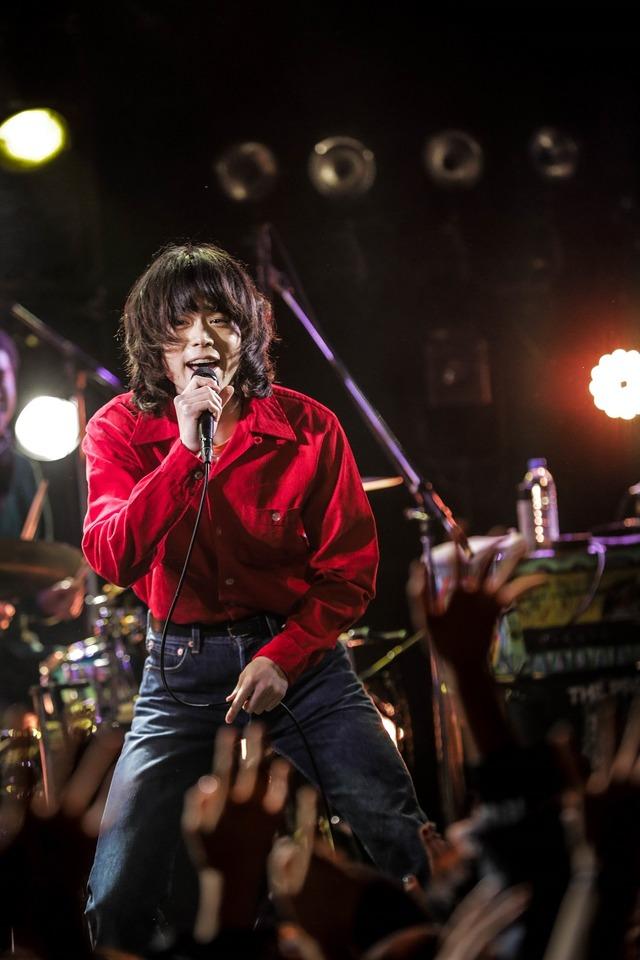 菅田将暉、大阪でワンマン・ライブ