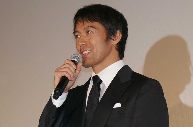 阿部寛/『空海-KU-KAI- 美しき王妃の謎』初日舞台挨拶