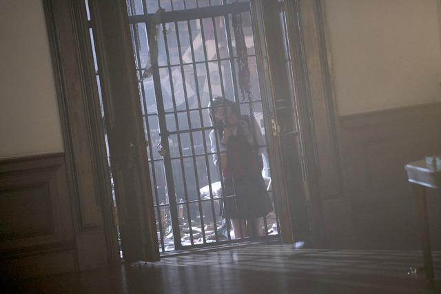 「賭ケグルイ」不穏な生徒会 (C)河本ほむら・尚村透/SQUARE ENIX・ドラマ「賭ケグルイ」製作委員会・MBS