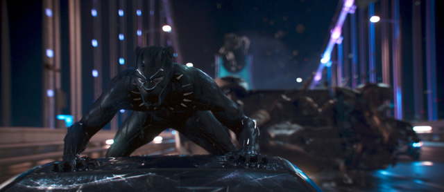 『ブラックパンサー』-(C)Marvel Studios 2018
