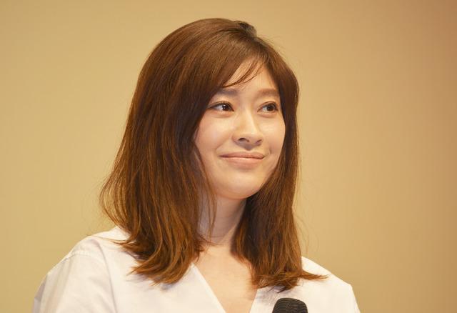 篠原涼子/「サッポロ 麦とホップ」新CM発表会