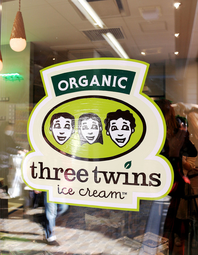 「スリーツインズアイスクリーム」3/2日本1号店が代官山にオープン