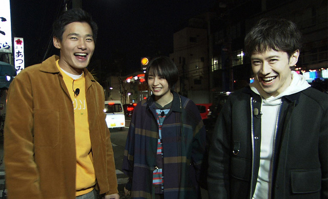 「火曜サプライズ」-(C)NTV