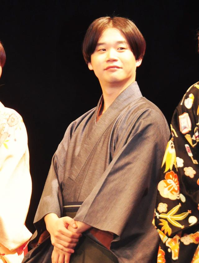 矢本悠馬/『ちはやふる -結び-』完成披露試写会