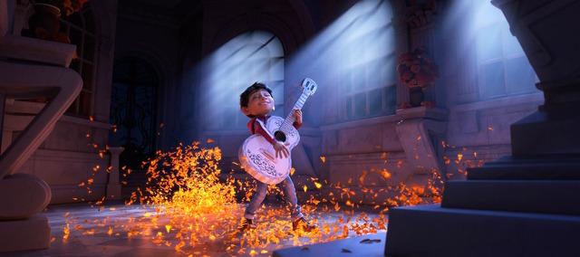 『リメンバー・ミー』 (C)2018 Disney/Pixar. All Rights Reserved.