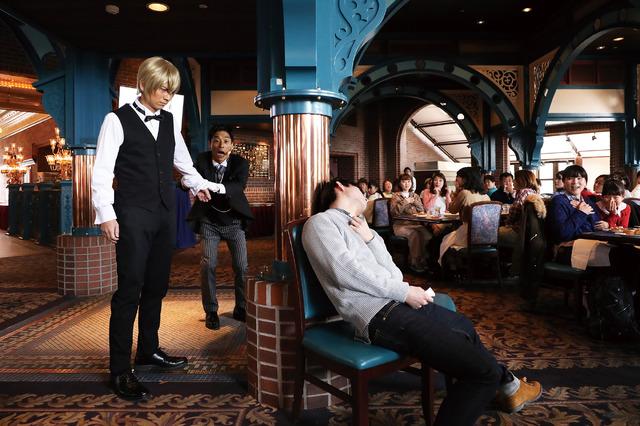 新エンターテイメント「名探偵コナン・ミステリー・レストラン」
