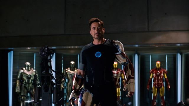 『アイアンマン3』(C)  2013 Marvel