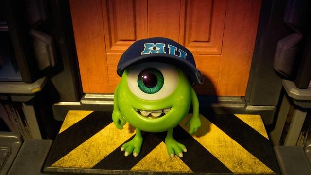 『モンスターズ・ユニバーシティ』(C)Disney/Pixar