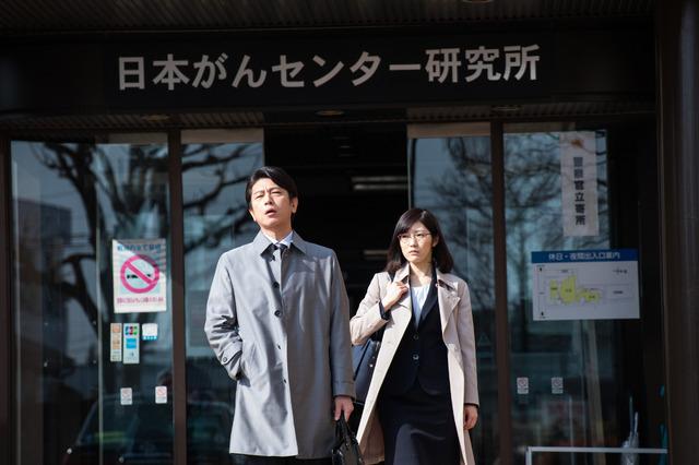 ドラマ特別企画「がん消滅の罠」-(C)TBS