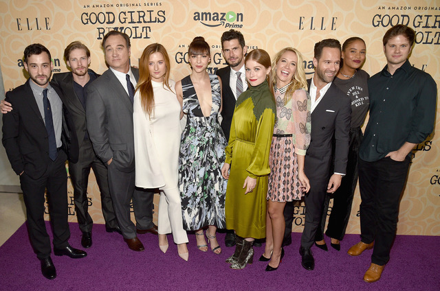 「グッド・ガールズ!~NY女子のキャリア革命~」キャスト陣-(C)Getty Images