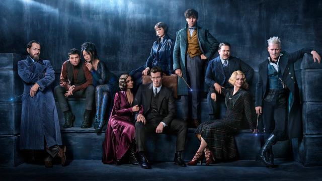 『ファンタスティック・ビーストと黒い魔法使いの誕生』 (C)2017 Warner Bros. Ent. All Rights Reserved. Harry Potter and Fantastic Beasts Publishing Rights (C) JKR.