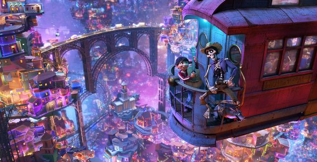 『リメンバー・ミー』(C)2017 Disney/Pixar. All Rights Reserved.