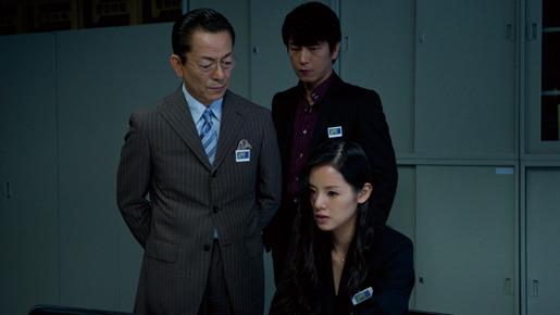 『相棒-劇場版II-』 -(C) 2010「相棒-劇場版II-」パートナーズ