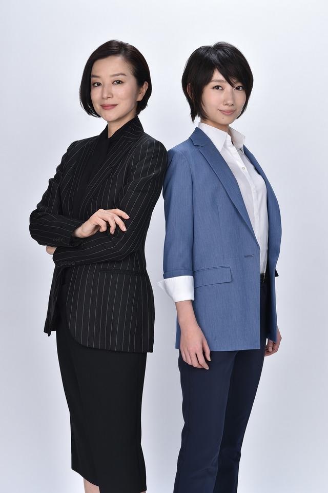 木曜ドラマ「未解決の女 警視庁文書捜査官」