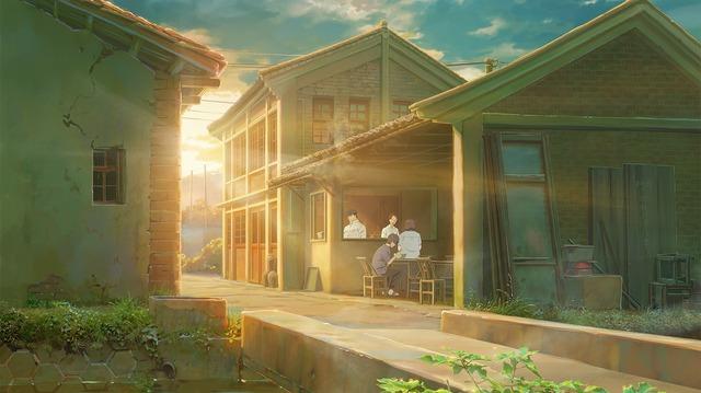『陽だまりの朝食』/『詩季織々』(C)「詩季織々」フィルムパートナーズ
