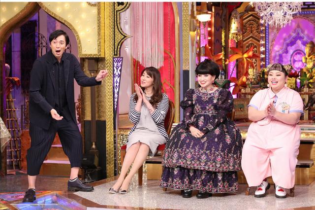 「今夜くらべてみました」-(C)日本テレビ