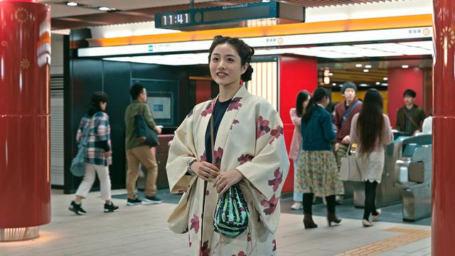 東京メトロ「Find my Tokyo.」新CM「浅草」篇
