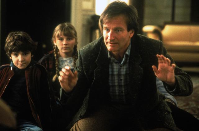 『ジュマンジ』-(C)1995 TriStar Pictures, Inc. All Rights Reserved.