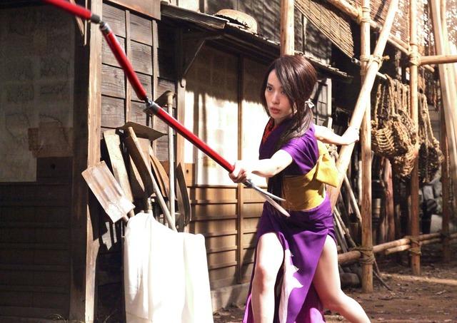 『無限の住人』(C)沙村広明/講談社 (C)2017映画「無限の住人」製作委員会
