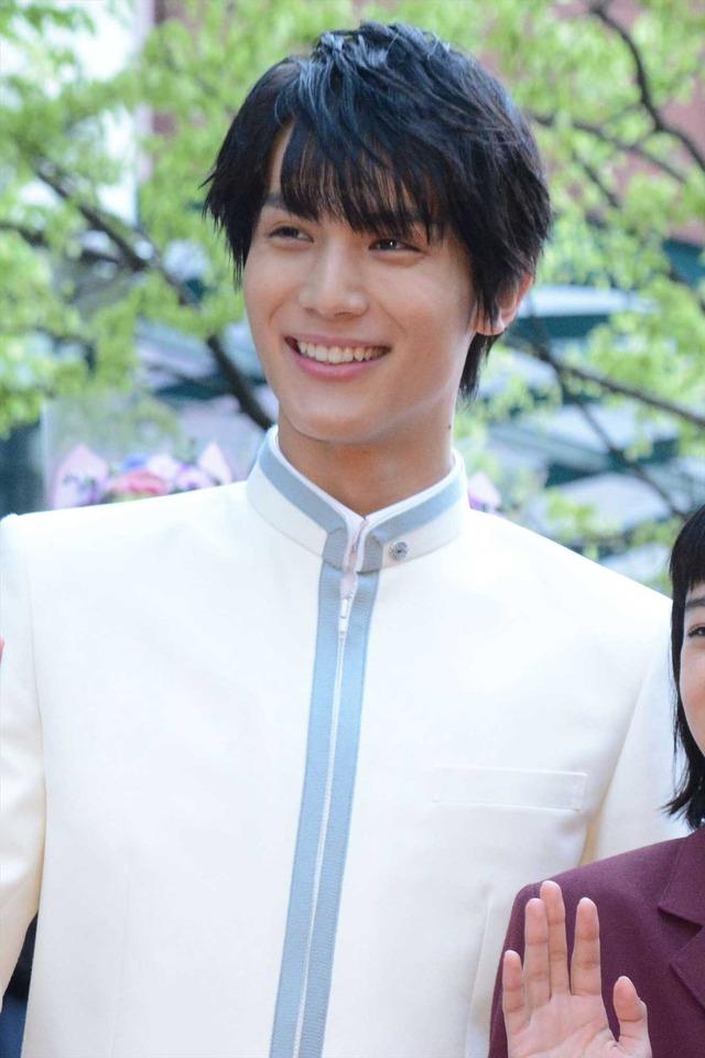 中川大志/「花のち晴れ~花男 Next Season~」レッドカーペットイベント