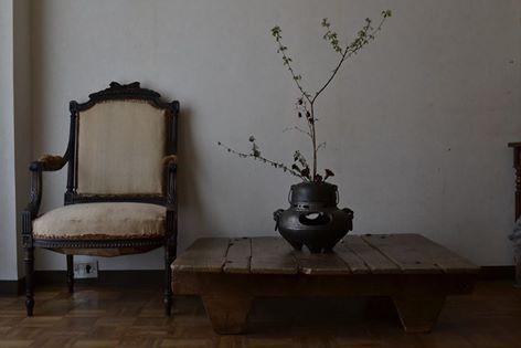 「赤坂蚤の市 in ARK HILLS~4thAnniversary~」アンティーク家具