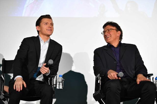 『アベンジャーズ/インフィニティー・ウォー』ファンミーティング (C)Getty Images