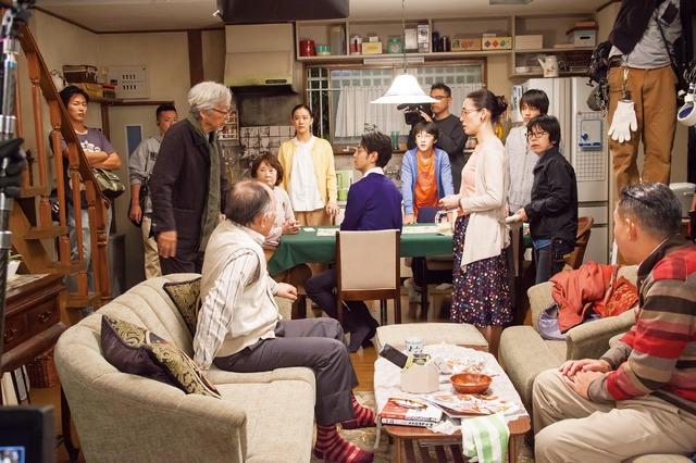 『妻よ薔薇のように 家族はつらいよIII』(C)2018「妻よ薔薇のように 家族はつらいよIII」製作委員会