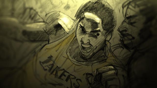 『親愛なるバスケットボール』