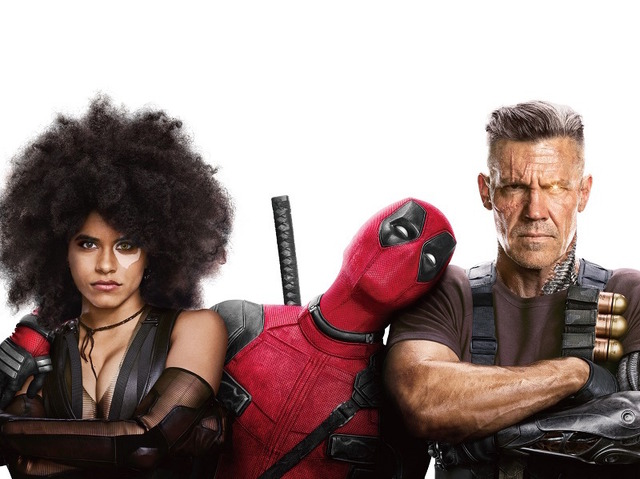 『デッドプール2』 (C)2017 Twentieth Century Fox Film Corporation All Rights Reserved