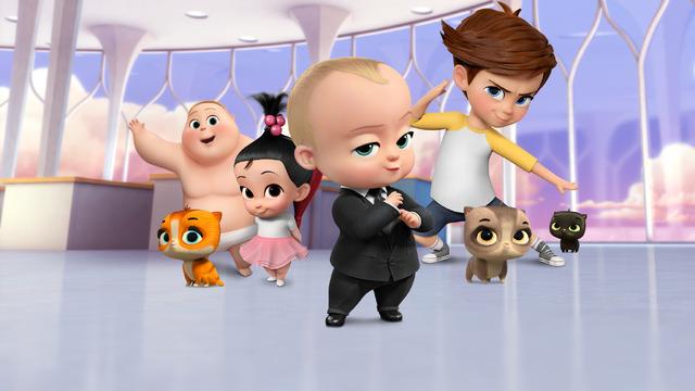 Netflixオリジナルシリーズ「ボス・ベイビー:ビジネスは赤ちゃんにおまかせ!