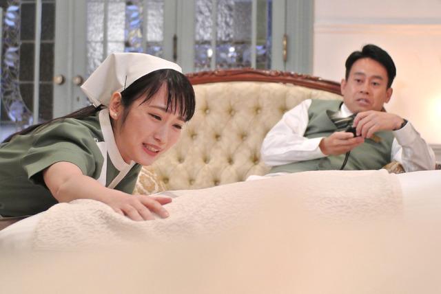 川栄李奈「崖っぷちホテル!」