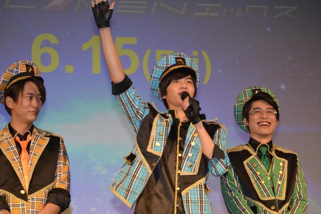 『劇場版ドルメンX』のワールドプレミア in 第10回沖縄国際映画祭