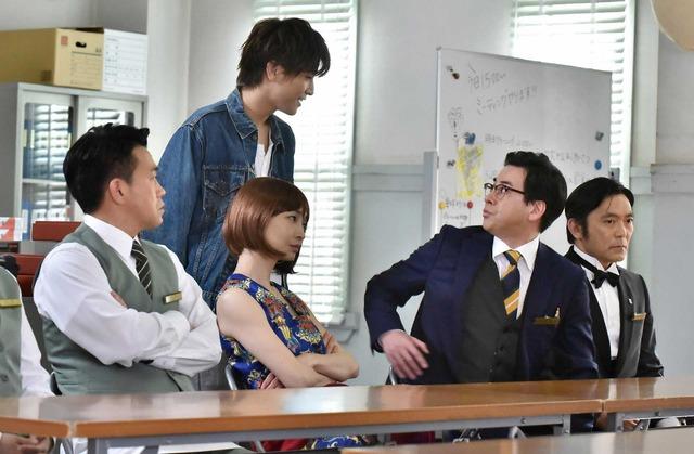 「崖っぷちホテル!」第2話(C)NTV